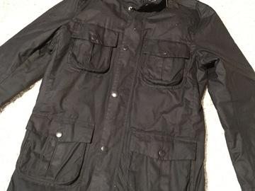 Till salu: Barbour Corbridge Waxed Jacket